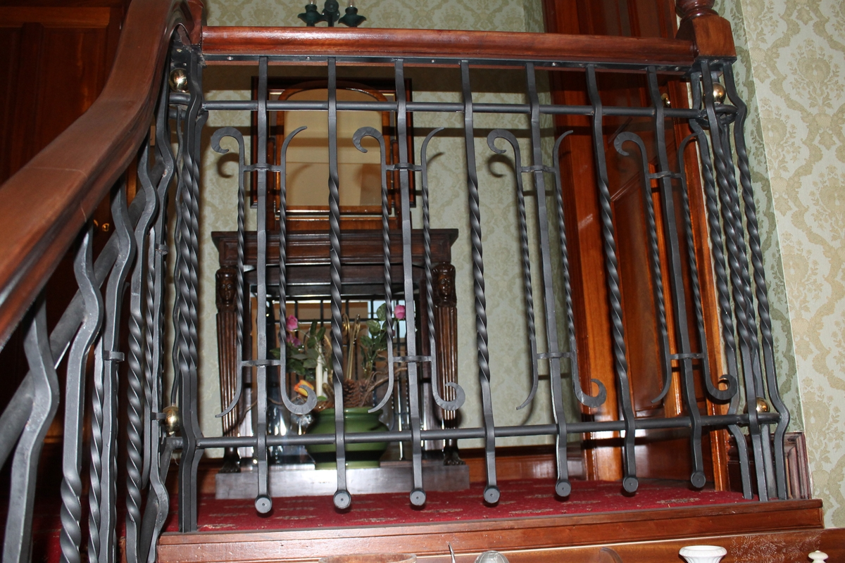 Wrought Iron Staircases & Glass Staircasess Rockforging Iron Crafts